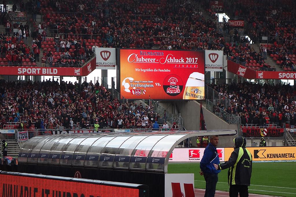 KULMBACHER Cluberer-Schluck 2016/ 2017  – FINALE –