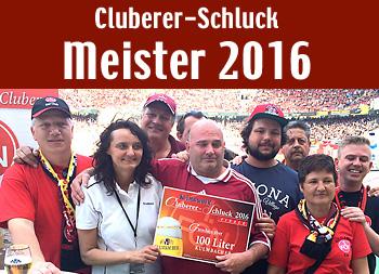 Cluberer-Schluck Meister 2016