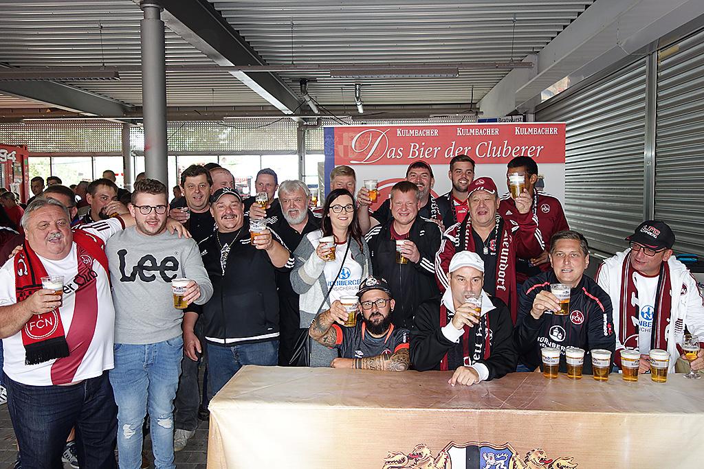 1. FCN Fan-Club Dürrenmungenau / 1. FCN Stammtisch Fuchs Reundorf