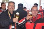 »Weinfranken Dettelbach« vs »Die O`heizer«